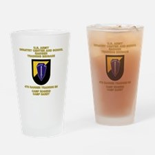 4th RTB Flash Pint Glass
