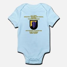 4th RTB Flash Infant Bodysuit