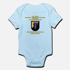 5th RTB Flash Infant Bodysuit
