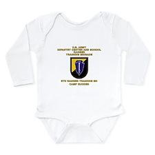 6th RTB Flash Long Sleeve Infant Bodysuit