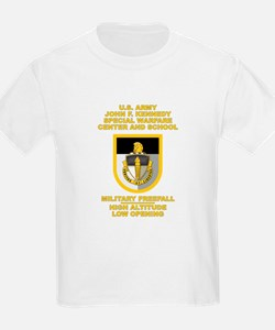 Special Warfare Center MFF T-Shirt