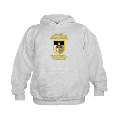 Special Warfare Center MFF Kids Hoodie