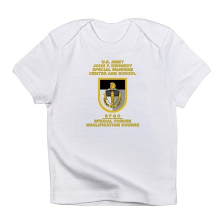 Special Warfare Center SFQC Infant T-Shirt