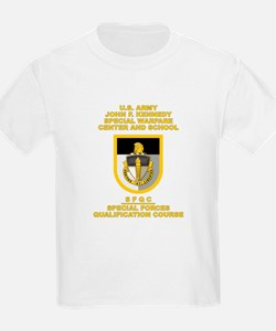 Special Warfare Center SFQC T-Shirt