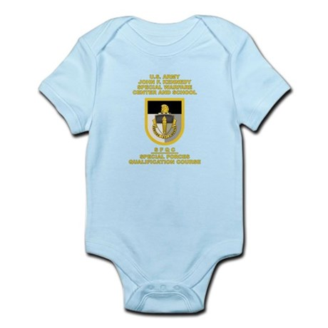 Special Warfare Center SFQC Infant Bodysuit