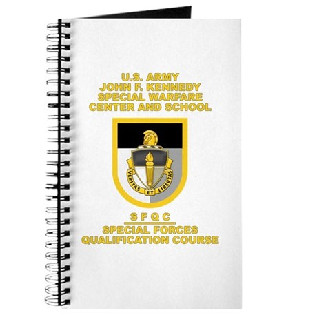 Special Warfare Center SFQC Journal