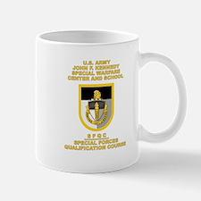 Special Warfare Center SFQC Mug