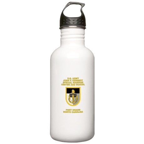 Special Warfare Center Stainless Water Bottle 1.0L
