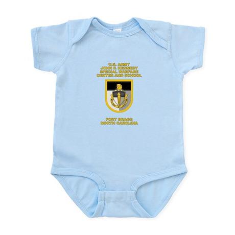 Special Warfare Center Infant Bodysuit