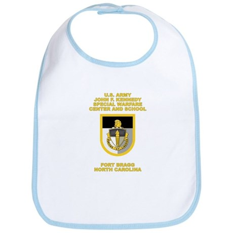 Special Warfare Center Bib