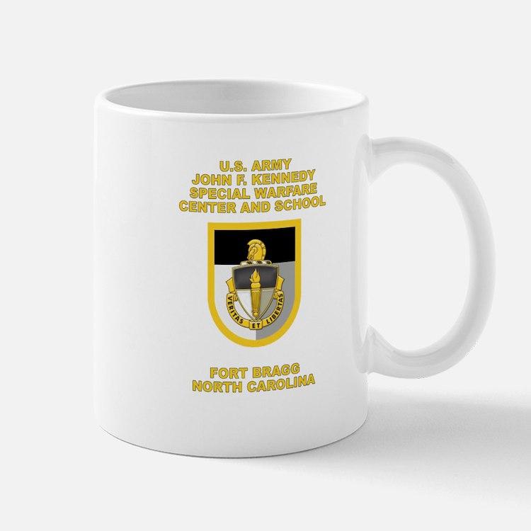 Special Warfare Center Mug