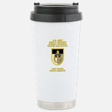 Special Warfare Center Travel Mug