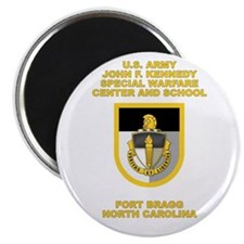 Special Warfare Center Magnet