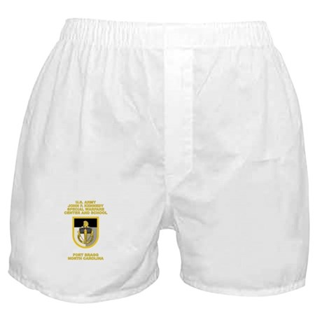 Special Warfare Center Boxer Shorts