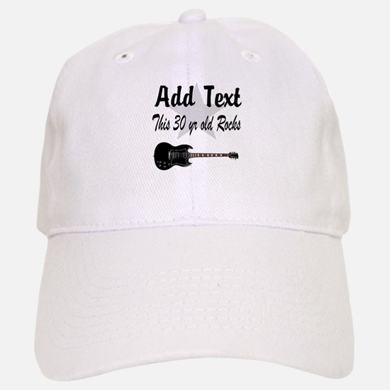 PERSONALIZE THIS Baseball Baseball Cap