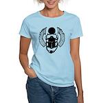 Egyptian Scarab Symbol Women's Light T-Shirt