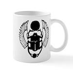 Egyptian Scarab Symbol Mug
