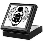 Egyptian Scarab Symbol Keepsake Box