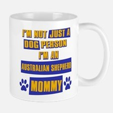 Australian shepherd Mommy Mug