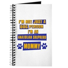 Anatolian shepherd Mommy Journal