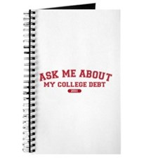 Ask Me College Debt 2011 Journal