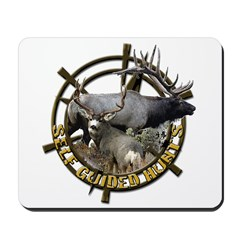 Self guided hunts Mousepad