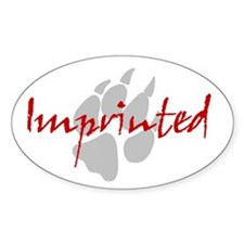 Imprinted Jacob Black Decal