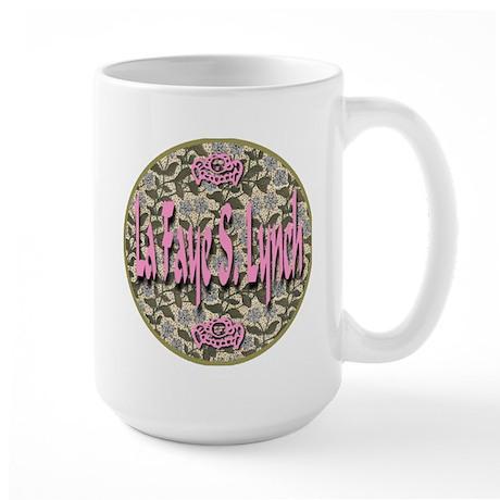 La Faye S. Lynch Large Mug
