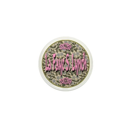 La Faye S. Lynch Mini Button (100 pack)