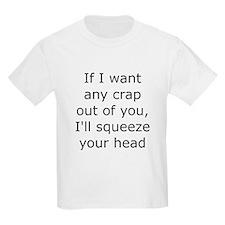 Crap Head T-Shirt