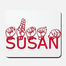 Susan Mousepad