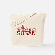 Susan Tote Bag