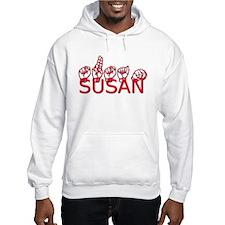 Susan Hoodie Sweatshirt