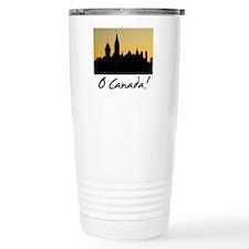 Cute Parliament hill Travel Mug