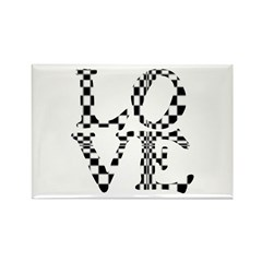 LOVE XXIII Rectangle Magnet (100 pack)