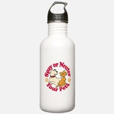 Spay/Neuter Circle (Pets) Water Bottle