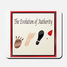 Authority Mousepad