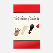 Authority Decal