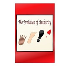 Authority Postcards (Package of 8)
