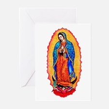 Virgin of Guadalupe Greeting Cards (Pk of 20)