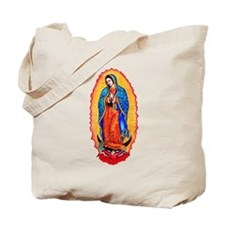 Virgin of Guadalupe Tote Bag