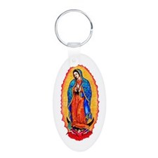 Virgin of Guadalupe Keychains