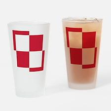 Poland Roundel Pint Glass