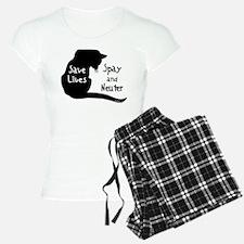 Save Lives (Cat) Pajamas
