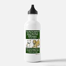 Sixty Thousand Dogs - Spay Ne Water Bottle