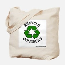 Cool Recycle congress Tote Bag