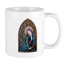 Blessed Virgin Mary 3 Small Mug
