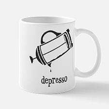 Depresso Mugs