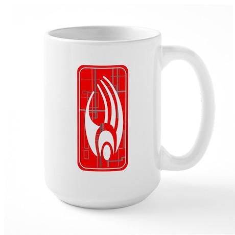 Borg Emblem Large Mug