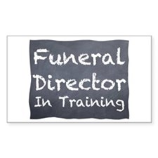 Unique Coffin Decal